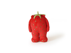 Berry plüss Smoodoo figura