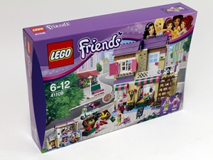41108 LEGO FRIENDS Heartlake piac