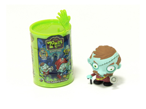Zombie Zity figura Mayor Miserly - városatya