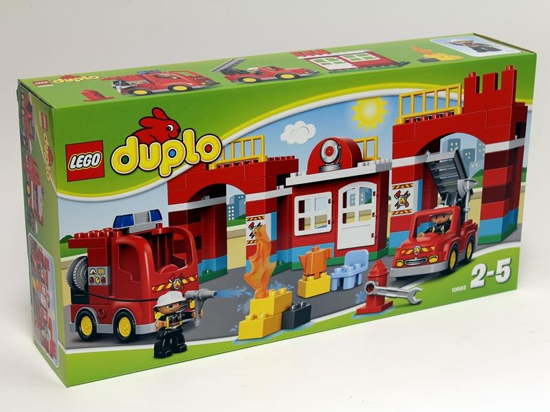 10593 LEGO DUPLO Tűzoltóállomás, 16.949 Ft